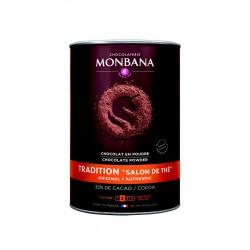 Chocolat poudre Monbana 1kg...